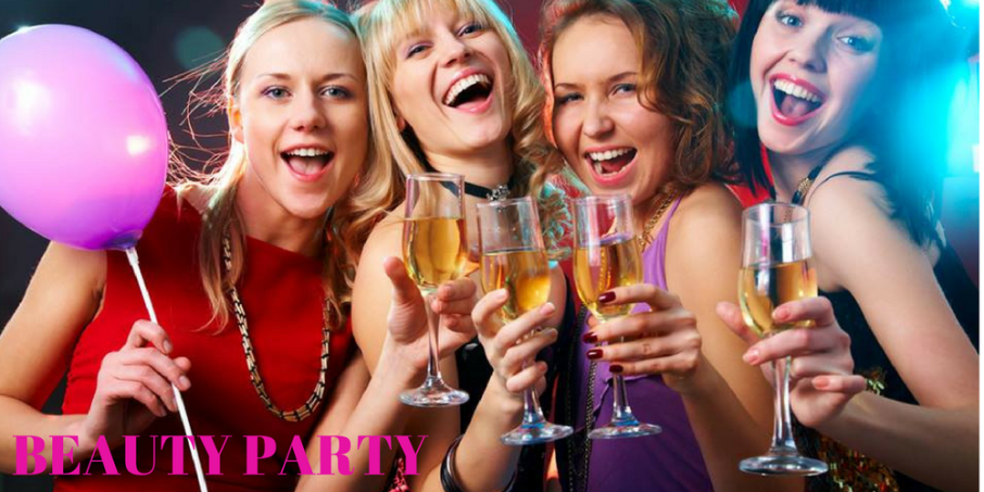 #beautyparty