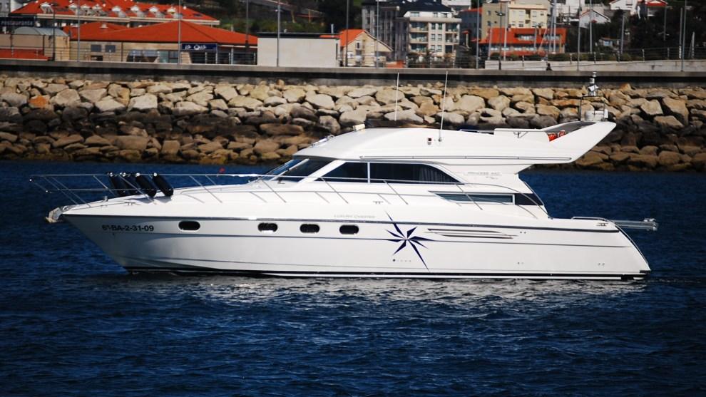 Los 5 beneficios de organizar una Despedida de Soltero en barco