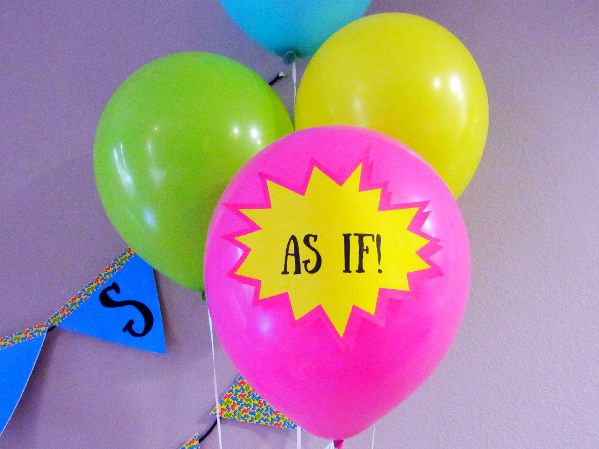 How to Throw a Rad 90's Theme Party - EventOTB