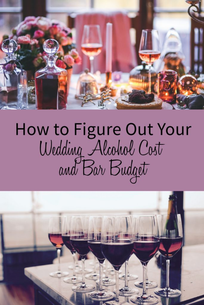 Wedding Alcohol Cost and Bar Budget  EventPlanningcom