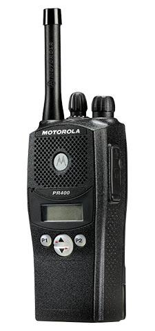 Intrinsically Safe Motorola 2 Way Radios