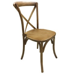 X Back Chairs Oval Chair Glides Rustic Crossback Sonoma All Out Event Rental Wooden For Rent In Salt Lake City Utah