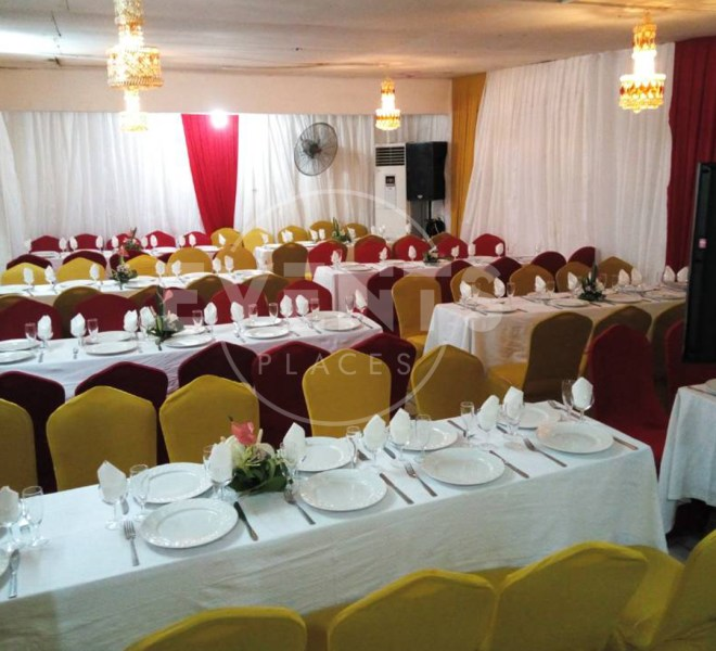 events-places - places evenementielles - salles de fêtes - salle de cérémonies