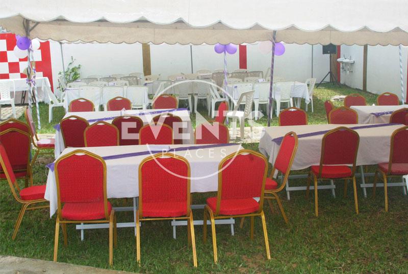 Espace Cristal Riviera Abatta - salle de fête à Abidjan cote d'ivoire