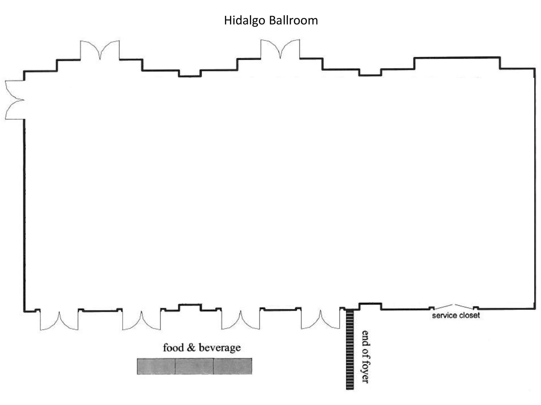 Exhibitor Floor Plan