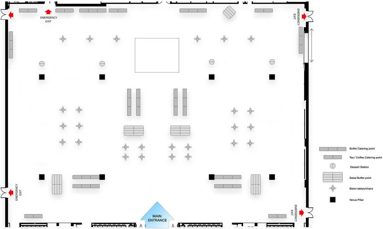 Dci Exhibitor Floor Plan