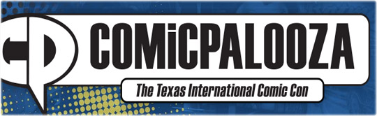 Comicpalooza 2016 @ George R. Brown Convention Center