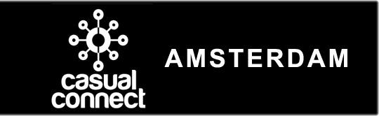 Casual Connect Amsterdam 2016 @ BEURS VAN BERLAGE