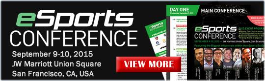 eSports Conference 2016 @ JW Marriott San Francisco Union Square