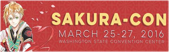 Sakura-Con 2016 @ Washington State Convention Center