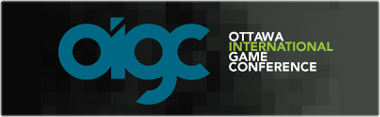 Ottawa International Game Conference (OIGC) 2016 @ Ottawa International Game Conference