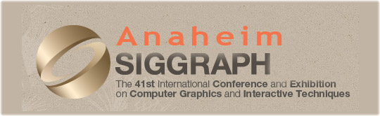 SIGGRAPH 2016 @ Anaheim Convention Center