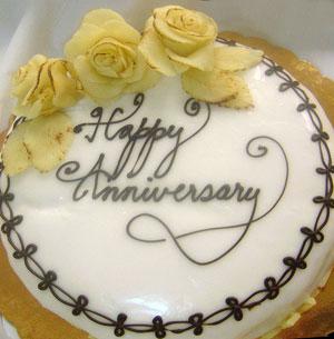 Happy Anniversary Cake To Make Anniversary Special