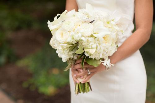 Bridal Bouquet by Crimson Petal | Events Luxe Weddings