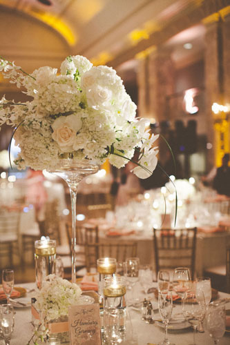 Wedding table settings | Events Luxe Weddings