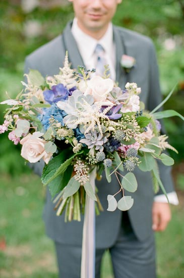 Bouquet by The Special Event Florist Tina Barrera | Events Luxe Weddings