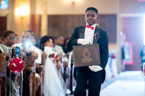 Ring Bearer Ideas | Events Luxe Weddings