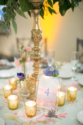 Vintage Boho Chic Wedding Table Settings   Events Luxe Weddings