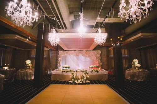 Wedding Reception at Westin St. Louis | Weddings by Events Luxe