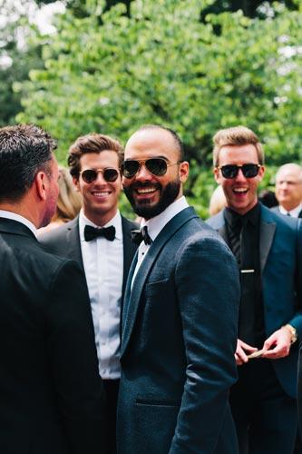 Groomsmen | Events Luxe Weddings