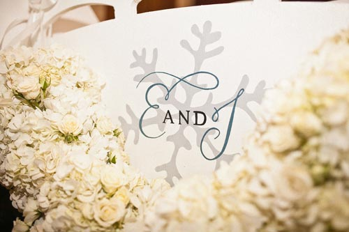 Wedding Sleight for Winter Wonderland Weddings | Events Luxe Weddings