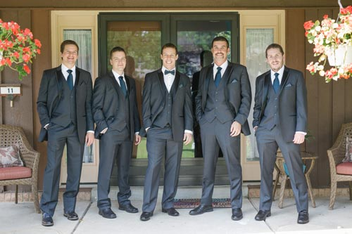 Groomsmen photo | Events Luxe Weddings
