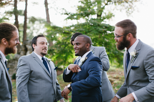 Groom getting ready   Events Luxe Weddings