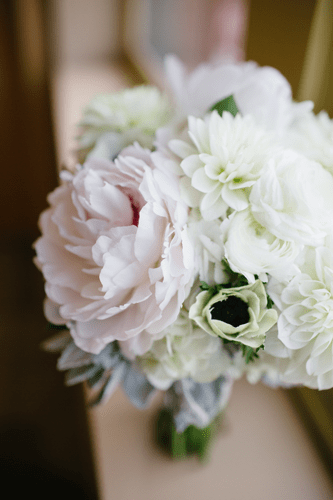Bridal bouquet by Crimson Petal | Events Luxe Weddings