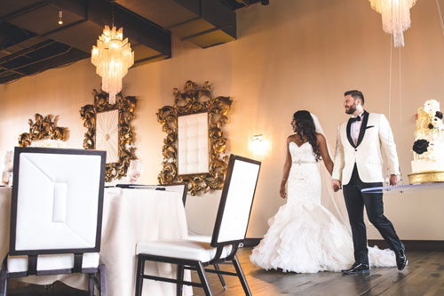 Caramel Room Wedding | Events Luxe Wedding