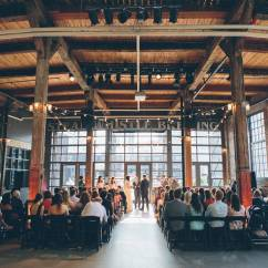Wedding Chair Covers Toronto Cream Desk Uk A Summer At Steam Whistle Brewery