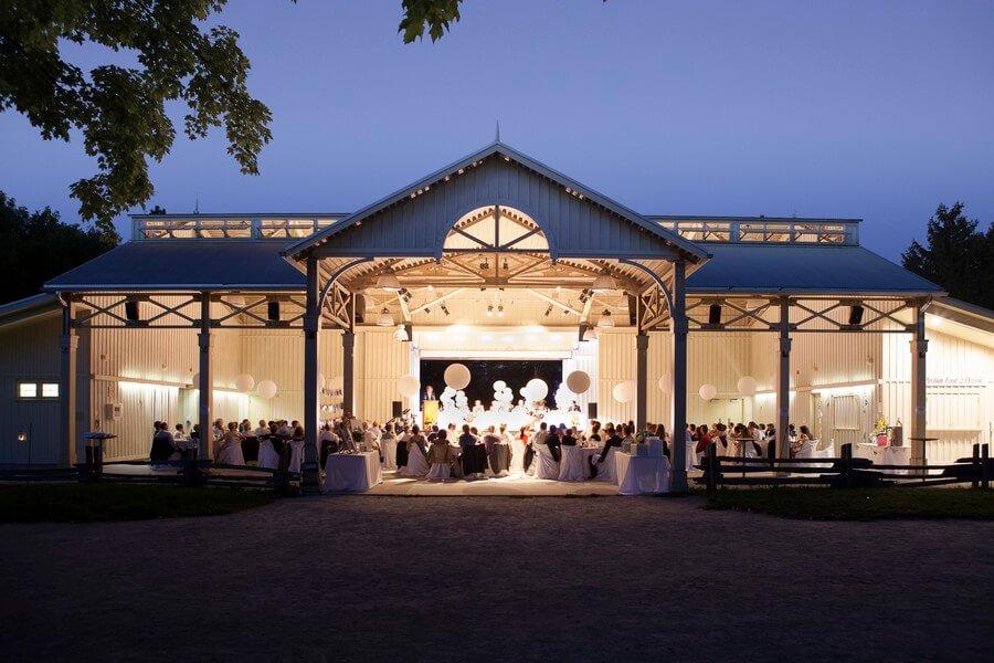 Fall Wedding Venues Toronto