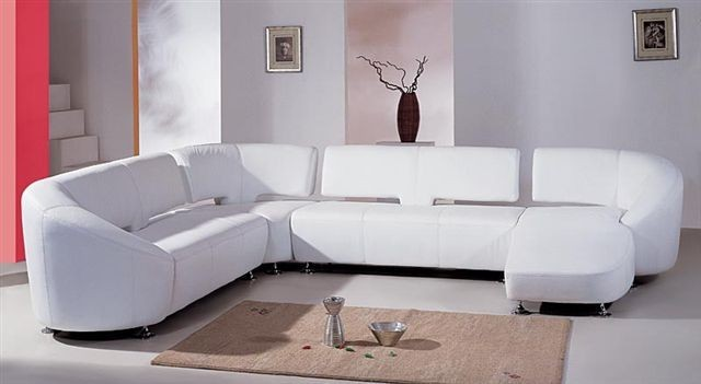 Leather Sofa With Chaise Event Companies Orlando