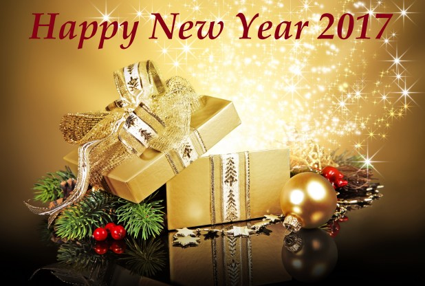 Happy New Year Greetings 2017 Images and Wallpapers - Events Today