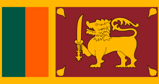 official flag of sri lanka 2017