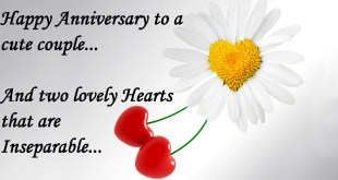 happy anniversary wishes 2017