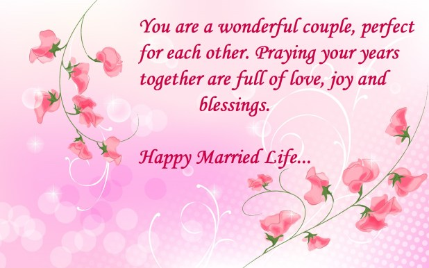 lovely wedding wishes 2017 hd image