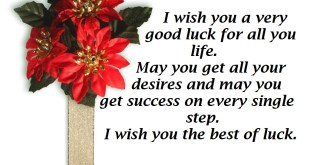 lovely best wishes message