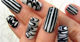 image for latest nail art designs