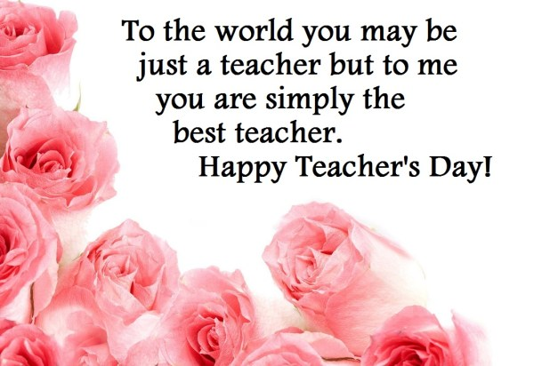 Teachers day wishes messages greeting cards images 2017 m4hsunfo Image collections