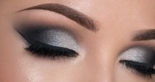 smokey eye makeup image
