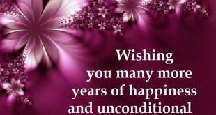 wedding anniversary wishes 2017