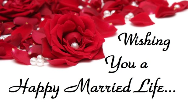 Happy Married Life Wishes Video Download