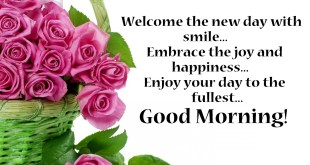 beautiful good morning messages picture