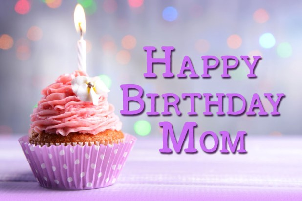 Birthday wishes for Mom Love image