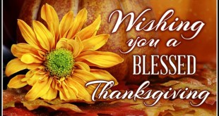happy thanksgiving wishes image 2017