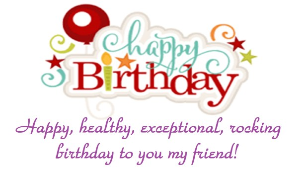 Beautiful Bday Wishes Card Image