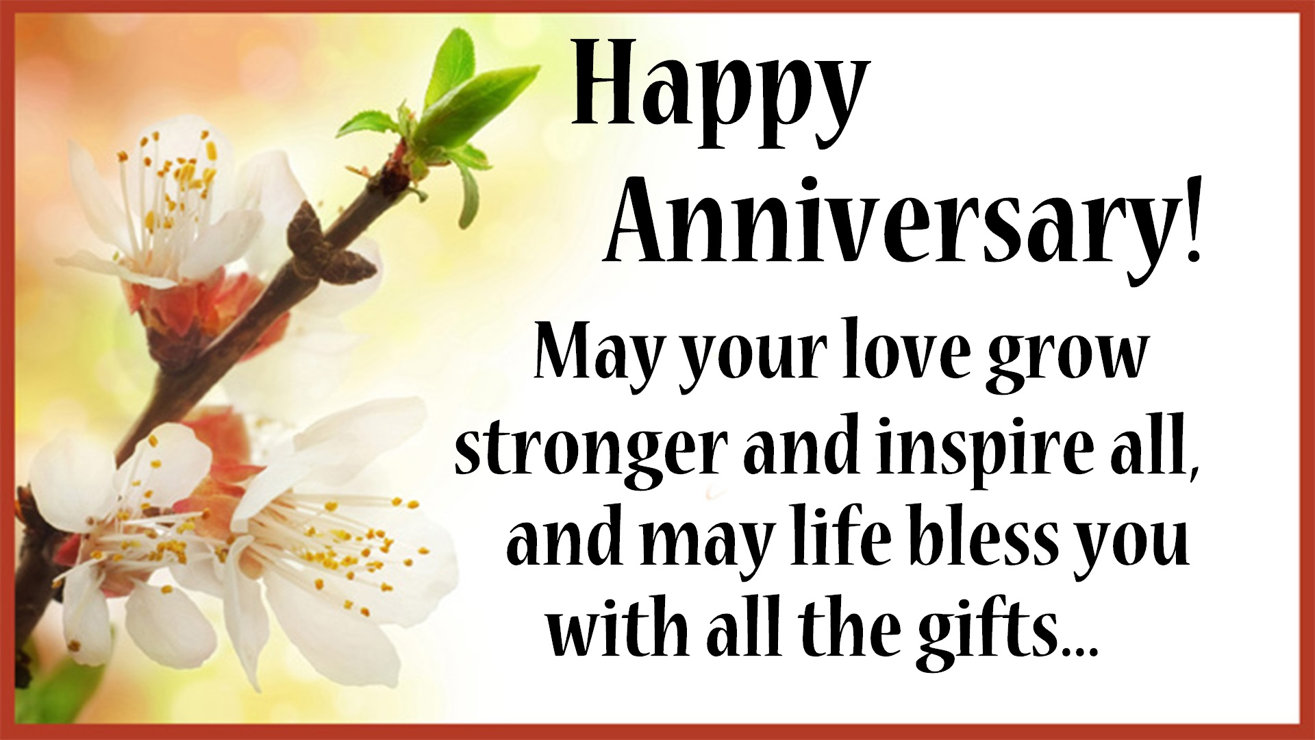 Happy Wedding Anniversary Wishes Images Anniversary Greetings