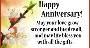 beautiful wedding anniversary wishes image hd