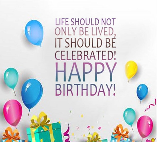 Birthday Wishes Messages 2018 Images