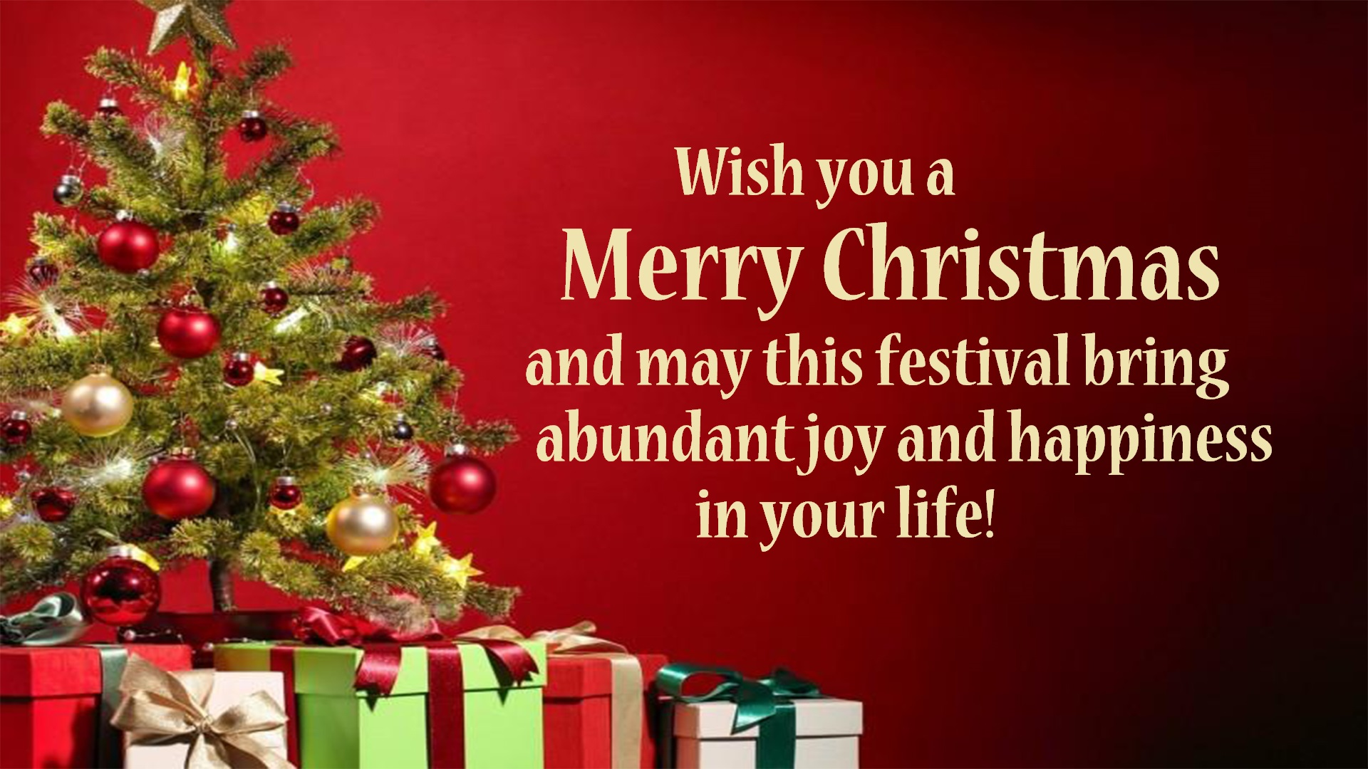 Merry Christmas Wishes Messages Greetings Images 2017